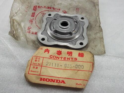 Genuine Honda S65 CS65 Cover Clutch Outer 22111-035-000 NOS JAPAN