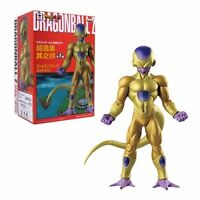 Dragonball Z Rebirth Movie Golden Frieza Dxf Statue Banpresto on sale