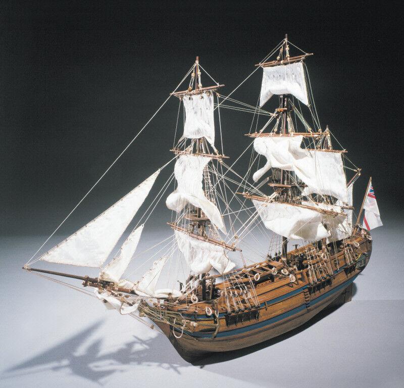 Mantua Sergal HMS Bounty Period Model Ship Kit 1787 1 60 (785)