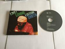 Live! [Digipak] CD 2004 by Lonnie Liston Smith MINT 828765857727 RARE RCA