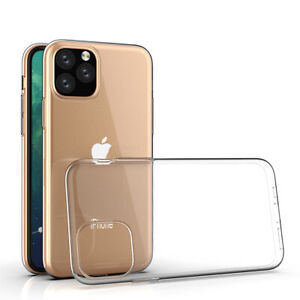 iPhone 11 Pro TPU Case Ultra Slim Thin Cover Transparent