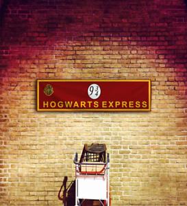 Xmas-Harry-Potter-3D-Hogwarts-Express-9-3-4-Platform-Banner-Wall-Party-Banner
