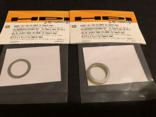 HPI 15228 Gasket Set K4.6 X 2 Package