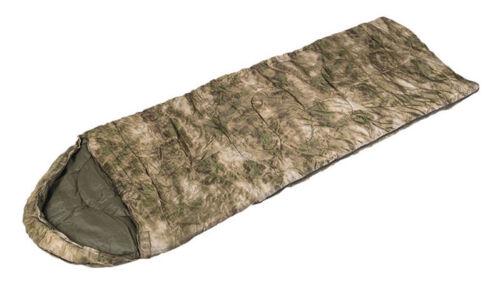Mil-Tec Stepp-Deckenschlafsack Basic 180x75cm Campingschlafsack Schlafsack