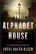 The Alphabet House: A Novel, Adler-Olsen, Jussi