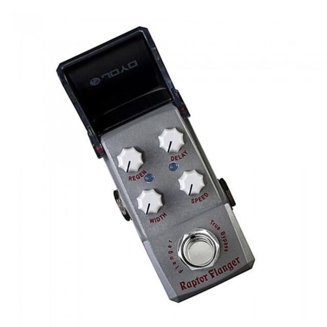 Mini Guitar Pedals For Sale : joyo jf 327 raptor flanger ironman mini guitar effect pedal for sale online ebay ~ Hamham.info Haus und Dekorationen