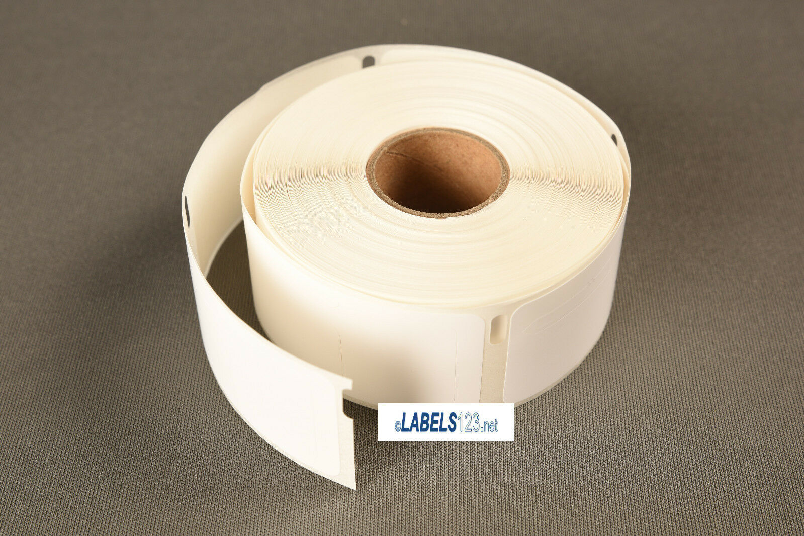20 Rolls of 30373 Rat Tail Style Price Tag 400 Labels per Roll Dymo® Compatible
