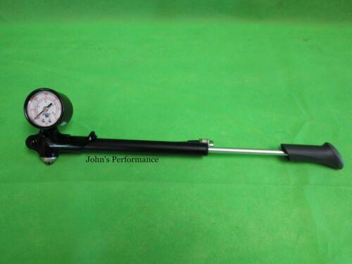 Arctic Cat Fox Float Air Shock Dual Pump Gauge 300 PSI 0641-257