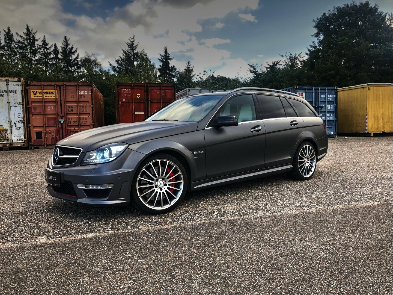 Mercedes C63 6,3 AMG Performance stc. aut. 5d - 2.967 kr.