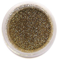 Disco AMERICAN GOLD Glitter Dust 5g Cake Decorating Fondant USA Made