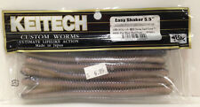 """Keitech Easy Shaker 5.5/"""" Bass Fishing Lures ** FAST SHIPPING **"""