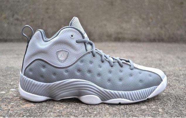 Jordan Jumpman Team II Basketball 819175-003 Shoes 819175-003 Basketball Cool Grey/White-Wolf Grey 3b1c0a
