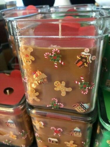 Sunset Scents Candle GINGERBREAD 6 oz New  former Gold Canyon scent