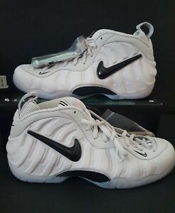 huge discount 32ac4 ecde3 Details about Nike Air Foamposite Pro AS QS All Star Swoosh Pack AO0817 001  GREY/BLK Size 10