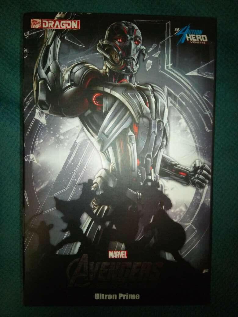 Marvel Avengers Figurine Ultron Prime - NEUVE Dragon