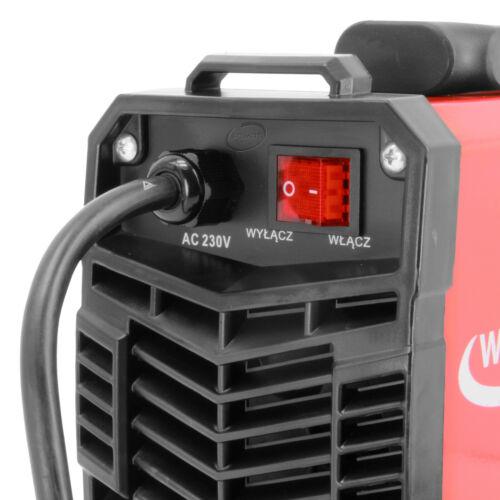 Weldman® ARC 203 Schweißgerät IGBT MMA 200amp 230V E-Hand 60/% SCHWEIßSET