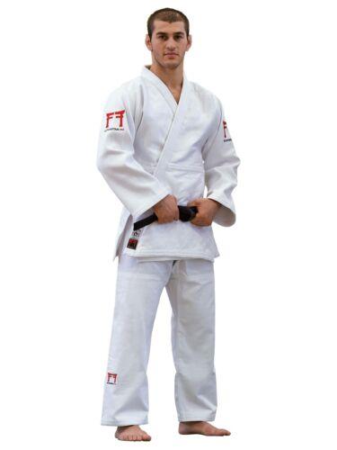 weiß Judoanzug Fighting Films Superstar 750g Größen: 150-195cm. Judo IJF rec