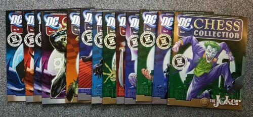 SELECT ONE EAGLEMOSS DC COMICS CHESS BATMAN DC CHESS COLLECTION MAGAZINE ONLY
