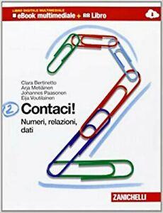 CONTACI-VOL-2-MULTIMEDIALE-CD-ZANICHELLI-BERTINETTO-COD-9788808400192
