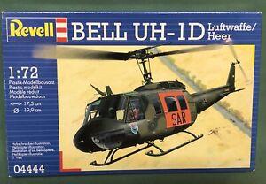 Revell-Bell-UH-1D-Luftwaffe-Heer-1-72-04444