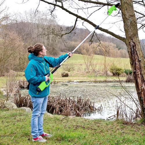 Verlängerungsstange 98 cm für AGT Prof Gartengeräte Kettensäge