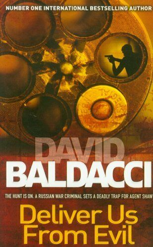 Deliver Us From Evil,David Baldacci- 9780330520584