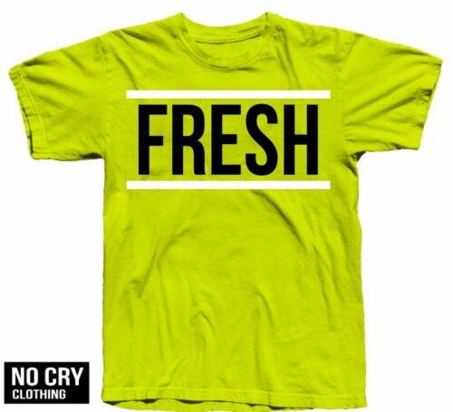"/""FRESH/"" 12 Shirt In Lebrons /""Tennis Ball/"" Volt Black White xii Colorway"