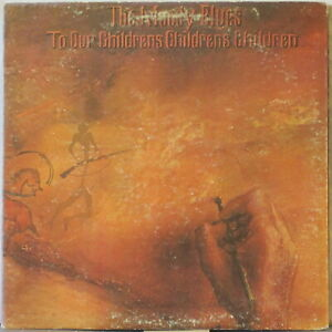 THE MOODY BLUES To Our Children's Children's Children LP – on Threshold, 1969