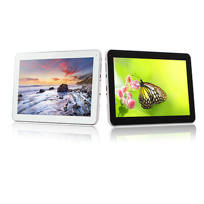 """iRULU 10.1"""" Google GMS Android 5.1 10 Inch Tablet PC Quad Core Dual Cam 8G WIFI"""