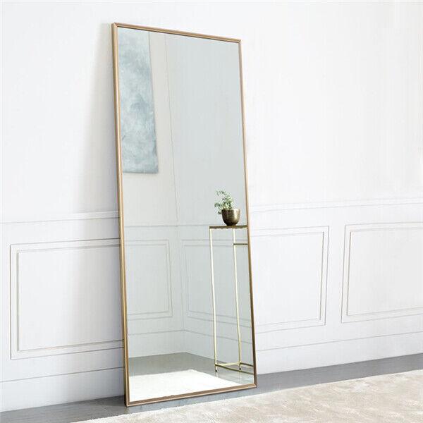 Gold Mirrors Large Full Length Floor Tiendamia Com