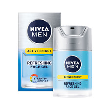 Nivea Men Active Energy Refreshing Face Gel 50ml