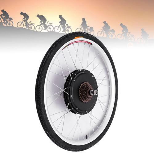 36V 500W 800W Electric Bicycle EBike Rear Cycling Wheel Conversion Kit Hub Motor