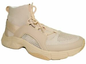 Top Sneakers Light Sand Knit Size