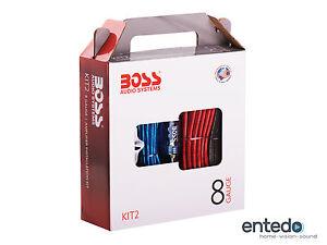 BOSS-AUDIO-KIT-2-Installations-Set-Verstaerker-Lautsprecher-Endstufe-Auto-Radio
