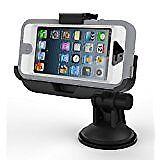 iPhone-5-OtterBox-Defender-Case-Easy-Dock-Car-Mount-Holder-windshield-compatible