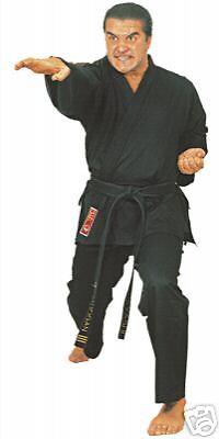 Karate-Anzug Karate-Anzug Karate-Anzug KIRIN (schwarz 160 od. 170cm)HAYASHI. Budo    Zuverlässige Qualität    Exquisite (in) Verarbeitung  dcea85