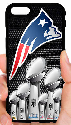 NEW ENGLAND PATRIOTS SUPER BOWL PHONE CASE FOR iPHONE 11 XS MAX X 8 7 6S PLUS 5 | eBay