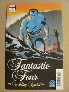 Fantastic-Four-Wedding-Special-1-Marvel-2019-One-Shot-Villains-Variant-9-6-NM