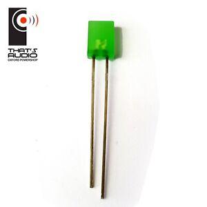 Original Technics Ersatz Grün LED Pitch Adjustment Glühbirne sl1200 sl1210