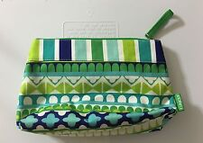 CLINIQUE Multi Colored Make-up Bag~~NEW
