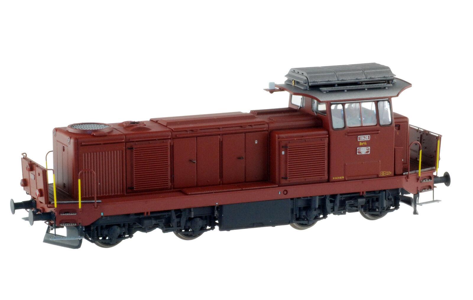 LSモデル17061 s SBBのCFFのFF BM 4 / 4ディーゼル機関車ブラウン3ライトEP 4 Aサウンド新しいOVP