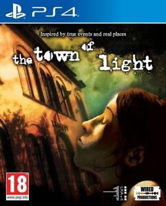 The-Town-of-Light-For-PS4-New-amp-Sealed