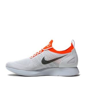 ec96436a6486 Image is loading Nike-Men-Air-Zoom-Running-Shoes-White-918264-