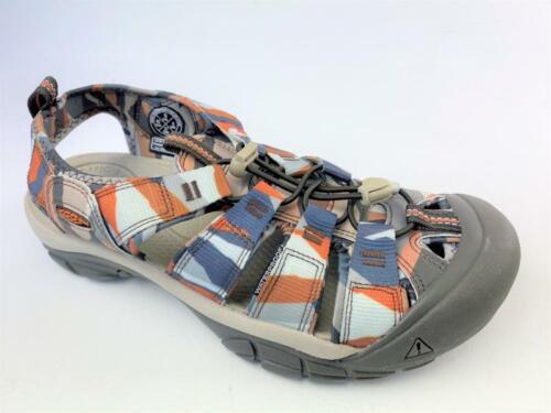 Keen Herren Sandale Newport 1024624 Braun Orange Nylon hoher Grip Waschbar Gr.42