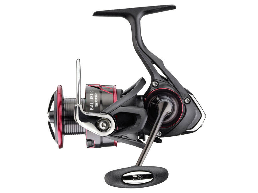 NEW 2018  Daiwa Ballistic LT   sizes  1000-6000   Front Drag   spinning reel