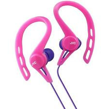 JVC HAECX20/PINK Driver Unit 9mm in Ear Pivot Motion Sports Headphones - Pink