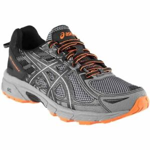ASICS-GEL-Venture-6-Trail-Running-Shoes-Grey-Mens