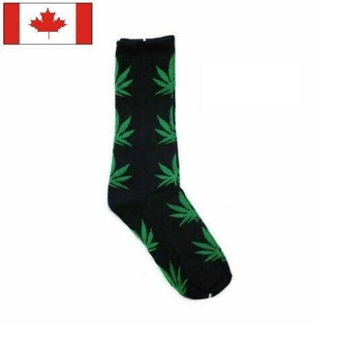 Casual Long Cotton Socks Marijuana Leaf Weed Sock