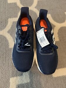 NEW-Adidas-Solar-Boost-19-M-Running-Shoes-Navy-Blue-G28059-Size-9