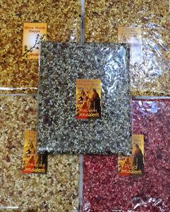 Details about Jerusalem resin natural incense fragrances of the Bible 100 g  Holy Land gift